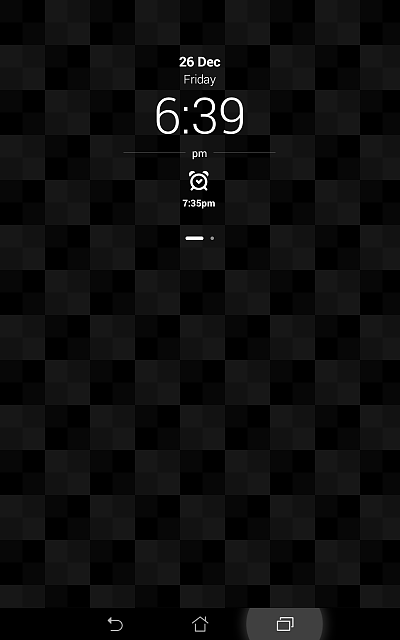 Screen goes to lock screen randomly while phone being used-asus-lock-screen.png