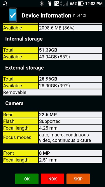 MP only showing 13 when spec on my ASUS ZenFone 3 deluxe 5.7 claims 23MP-screenshot_20171019-120305.jpg
