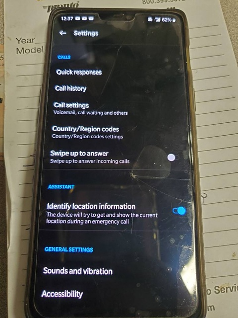 How to eliminate call connection vibration?-20190713_123800.jpeg