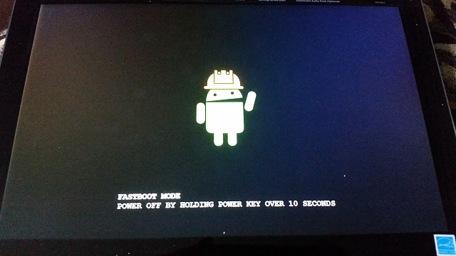 Rca Voyager Tablet Stuck In Fastboot Mode
