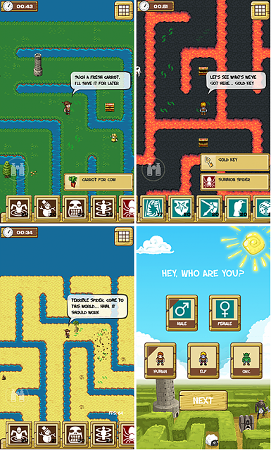 [GAME][ONLINE] Maze of Magic Online (puzzle/rpg) - testers wanted.-screen_gallery_en.png