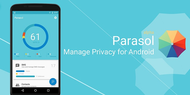 [FREE][APP][UPDATE 09/24]Parasol-privacy advisor and permission manager-1.jpg
