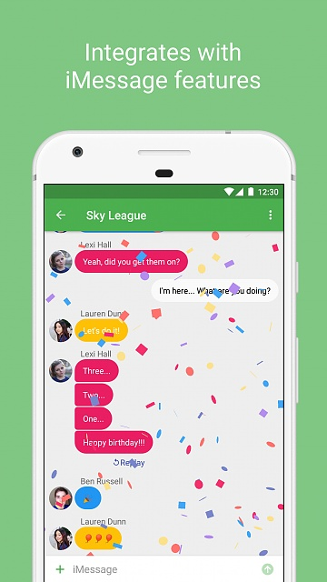 [APP] AirMessage - iMessage on Android - Testers wanted!-image-4.jpg
