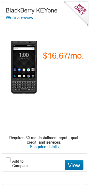 BlackBerry KEYone in Space Black comes exclusively to AT&T in the U.S.-keyone-webonly.png