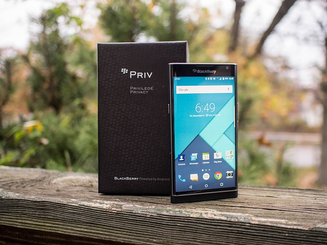 I have a BlackBerry Priv, and you have questions. It's time to do the thing!-priv-box.jpg