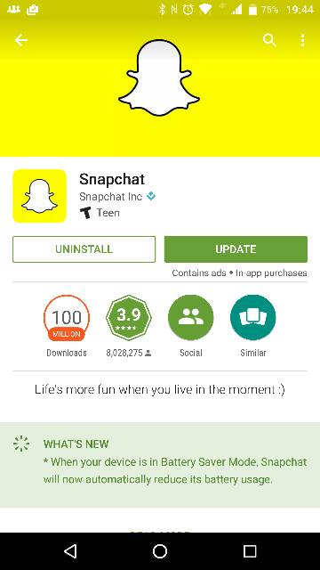 """""""Unfortunately, Snapchat has stopped""""  WHY, WHY, WHY!!!!!!-40602.jpg"""