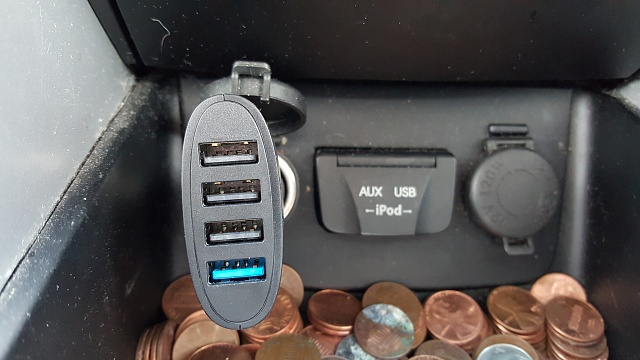 Tronsmart TS-CC4P 4 Port car charger with Qualcomm Quick Charging!-20150825_172550.jpg