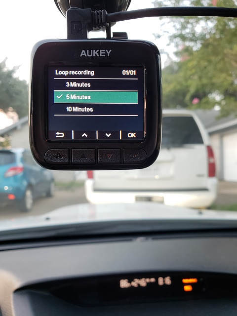 [REVIEW] AUKEY Dashboard Camera (DR01)-20180714_201724.jpg
