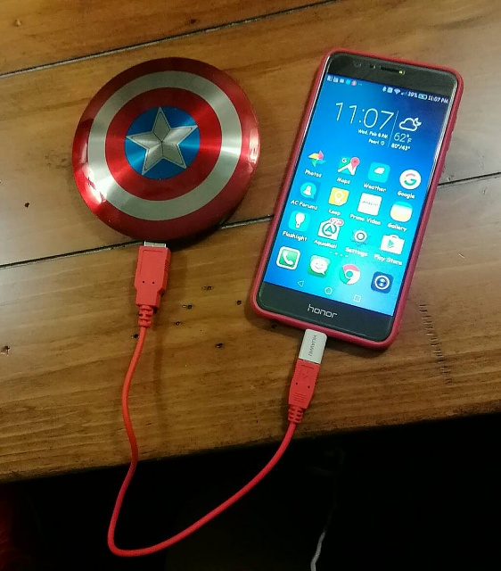 Check out this new Portable battery pack from Marvel!!  Too cool-1486617554036.jpg