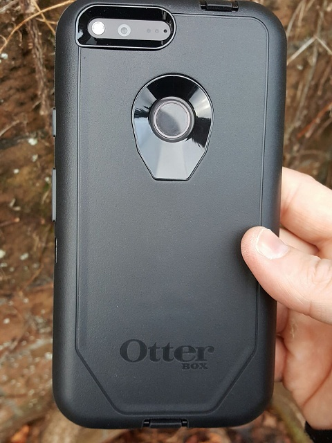 more photos 23f2e f7e0d Review: Otterbox Defender for Pixel XL - Android Forums at ...