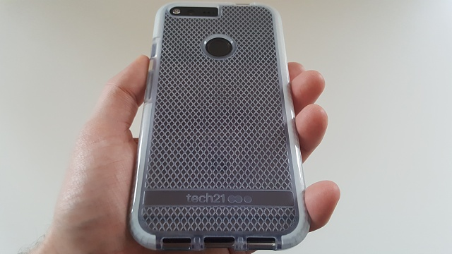 new styles 6c468 19837 Review: Tech21 Evo Check Case for Pixel XL - Android Forums at ...