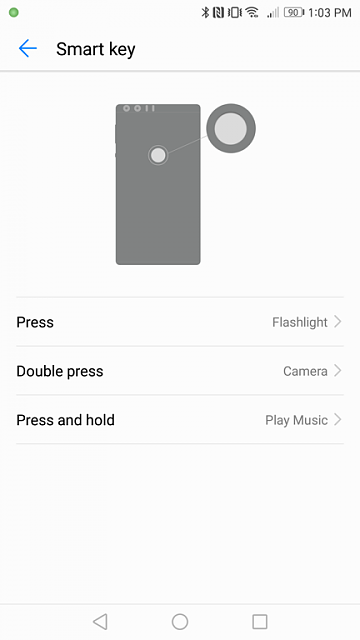 Tips to customize the Honor 8-smart-key.png