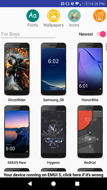 Tips to customize the Honor 8-huawei-themes-app.png