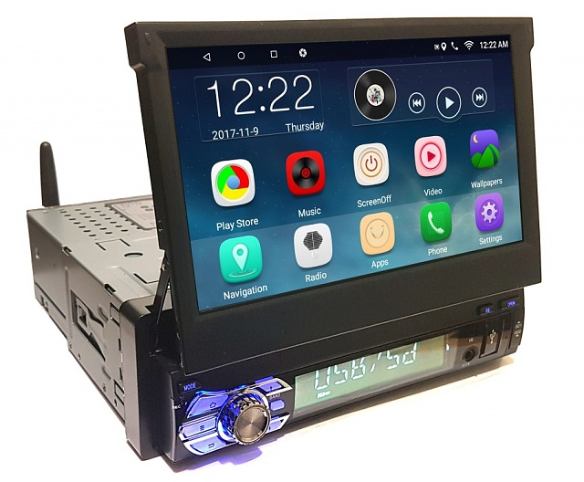 "Video Review: Single din 7"" Android 6.0 Car Stereo - Ezonetronics RM-CT0008-clean-radio-sm.jpg"