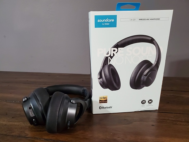 REVIEW] Anker Soundcore Life Q20 ANC Headphones - Android
