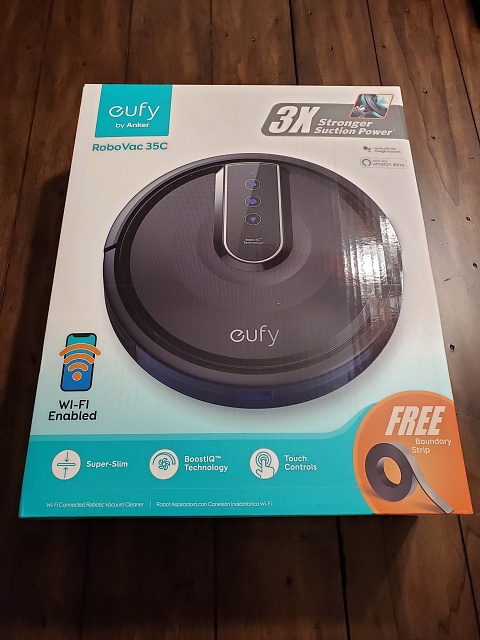 [REVIEW] eufy RoboVac 35C Robot Vacuum Cleaner-20190402_200346.jpg