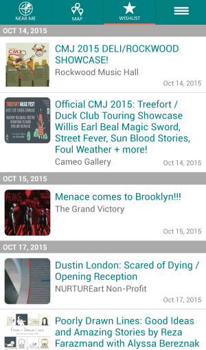 [Dev][Free] - e:vents app - Discover Facebook events around you - Beta testers needed-2.png