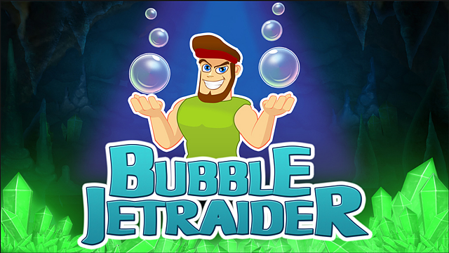 Bubble Jet Raider for Android - new launch-ekran-1.png
