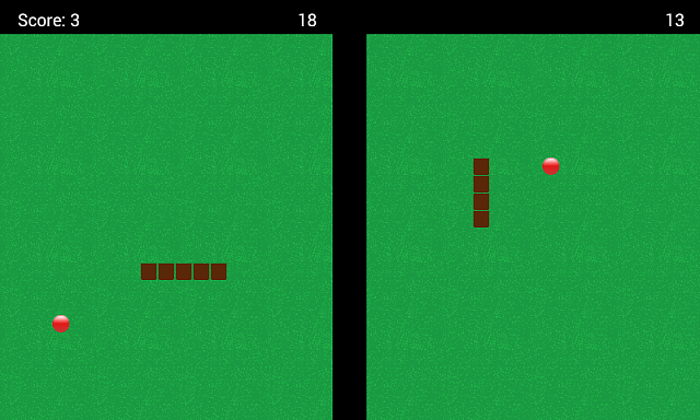 [FREE][GAME] SimulSnake - Play two Snake-Games simultaneously!-2014-04-09-17.55.10.png