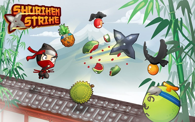 [GAME][2.3.3+][FREE] Shuriken Strike: Ninja Master-artwork.jpg