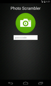 [App] Photo Scrambler - securing your photos from prying eyes-phone1-small.png