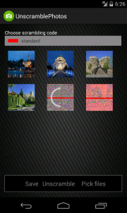 [App] Photo Scrambler - securing your photos from prying eyes-phone2-small.png
