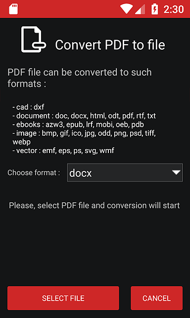 [FREE] [APP] PDF Conversion Tool: Convert almost any file into PDF format and back-3.png
