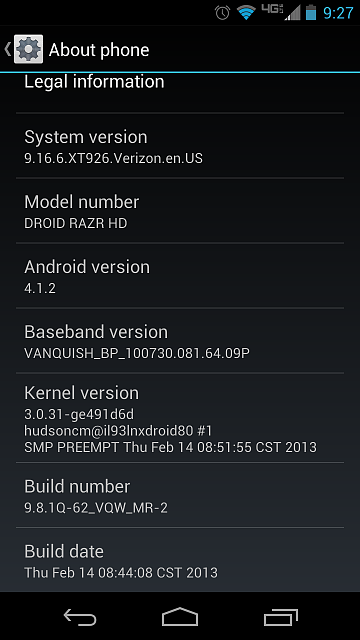 DROID RAZR HD Receiving New Update to Build 9.16.6-screenshot_2013-03-18-21-27-31.png