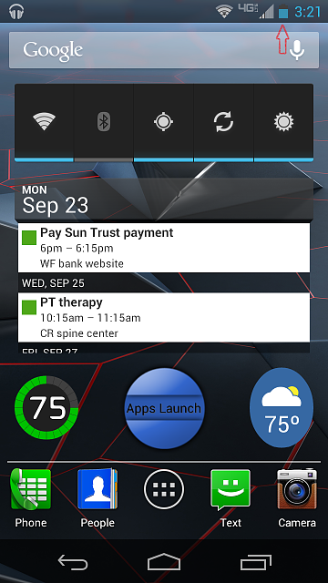 Any app that will show percentage of battery in top notification bar?-screenshot_2013-09-23-15-21-35.png
