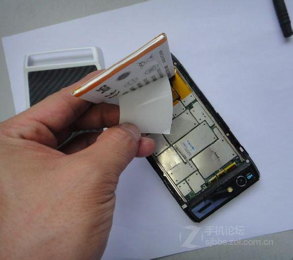The way to replace battery of XT910-6.jpg