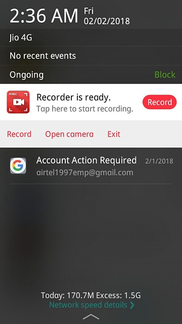 Google Account Action Required Help Android Forums At
