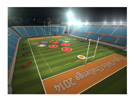[New][FREE] Rugby Skills Challenge 2014 (Rugby is a sport, btw :D )-screen2.png