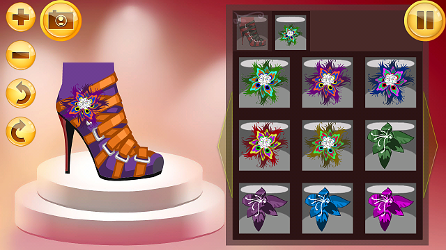 Shoes And Clothes Design Games For Free Shoe Designer FREE GAME In