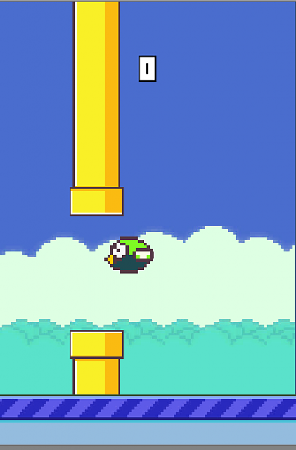 [GAME][FREE][2.3+]Flappy Pipe - Play as the pipe!-screenshot3.png