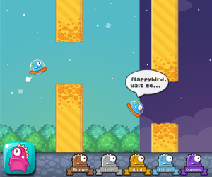 Flap Popi (Popi rescue flappybird)-banner300x250.png