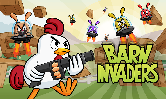 [GAME][FREE][3.0+] Barn Invaders-title_screen.png