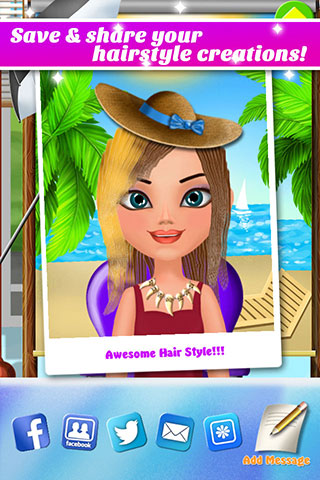 [FREE][GAME][2.3+] Hair Salon Makeover - Cut, Curl, Color, Style Hair-promo04.jpg