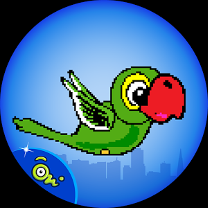 [FREE NEW GAME FOR FLAPPY LOVERS] Clumsy Parrot - Extreme Jumps-clumsyicon.png