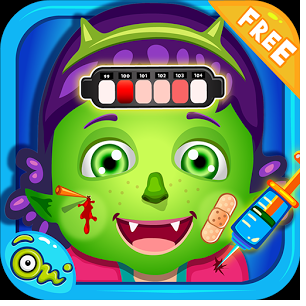 [FREE][NEW][FUN][GAME] Monster Baby Doctor -Easy cure-monsterbabyicon.png