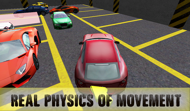 [FREE][GAME] 3D Parking Sport Cars 2 Sim-7.png