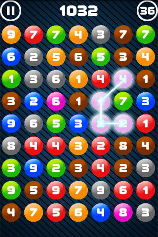 [FREE] Math Balls - Match 3 game with a twist!-ss3.png