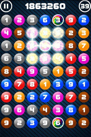 [FREE] Math Balls - Match 3 game with a twist!-ss6.png