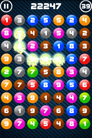 [FREE] Math Balls - Match 3 game with a twist!-ss4.png