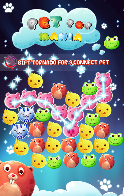 PET POP MANIA [Free]-An addictive game for everyone-4.png