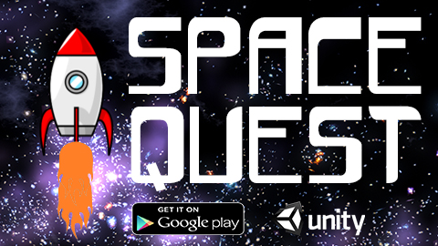 [GAME][ADVENTURE] Space Quest - A trip to space.-cover.jpg