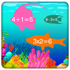 [FREE] Math and Fish - MATH never been fun and exciting than that.-ic_launcher.png