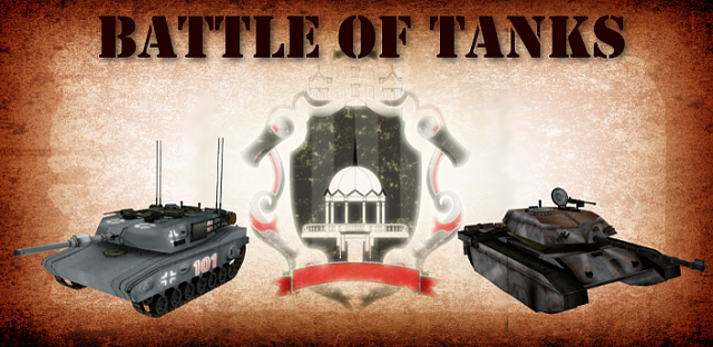 [Free] Battle of Tank: 3D War Game-feature_graphic_705_344.png