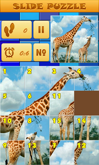[FREE GAME] - Slide Puzzle Pro-device-2014-09-04-220627.png