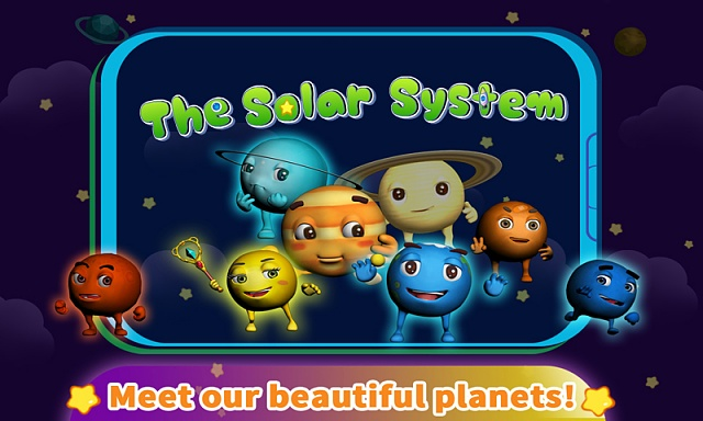 Our solar system games