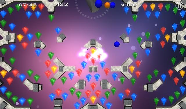 NEW FREE GAME on Android Market - CrystalBall! Crush crystals!-6.jpg